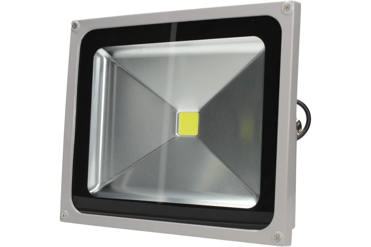 Foto 14 - LED výkonný reflektor 50W