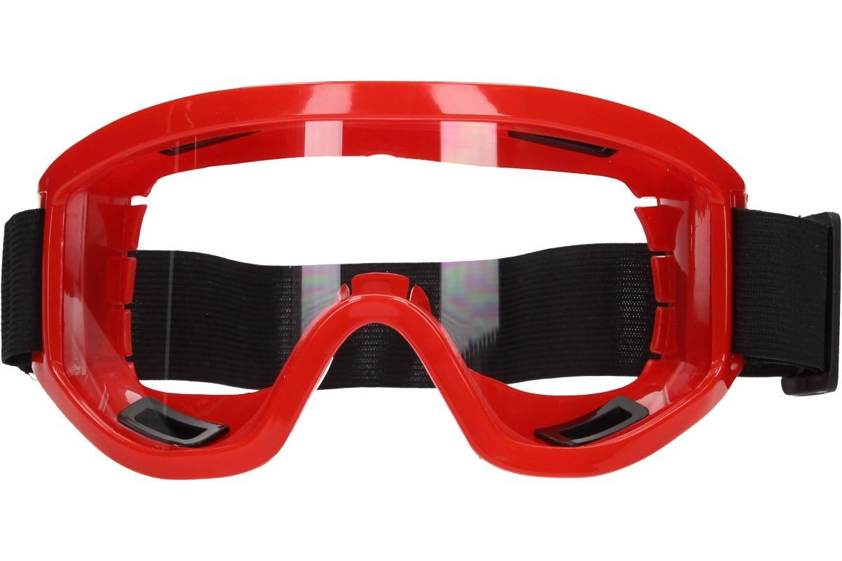 Foto 12 - Ochranné pracovní brýle s gumou