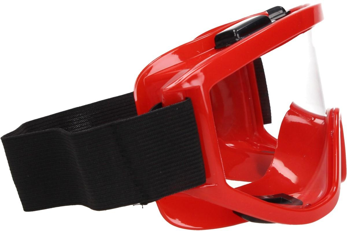 Foto 14 - Ochranné pracovní brýle s gumou