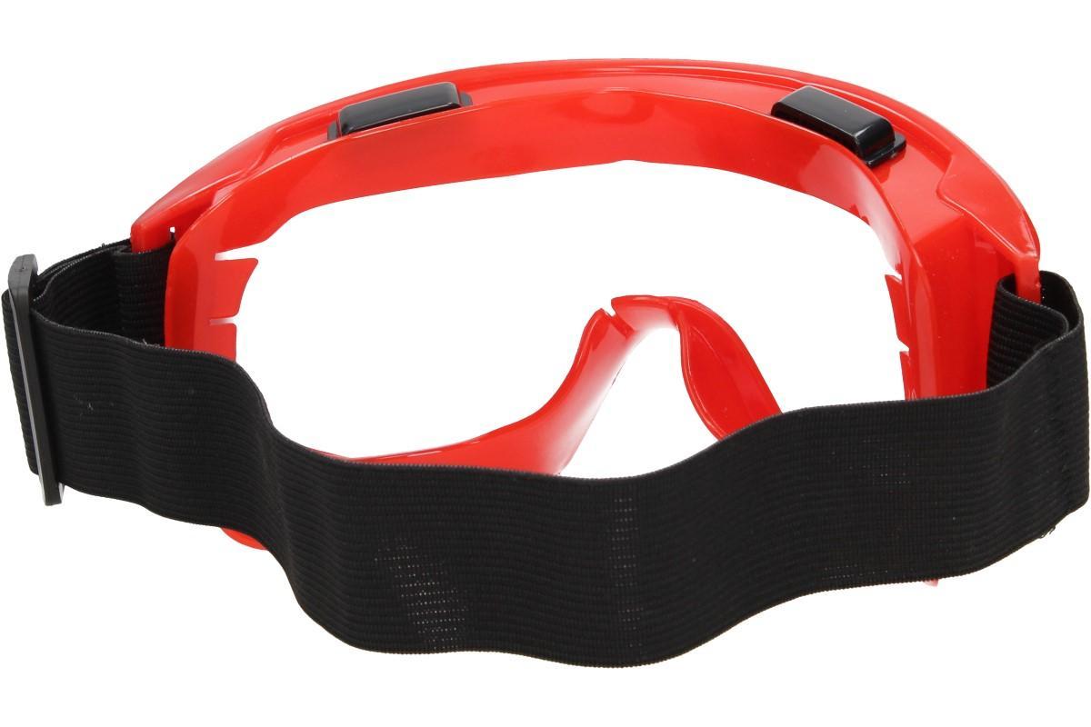 Foto 13 - Ochranné pracovní brýle s gumou
