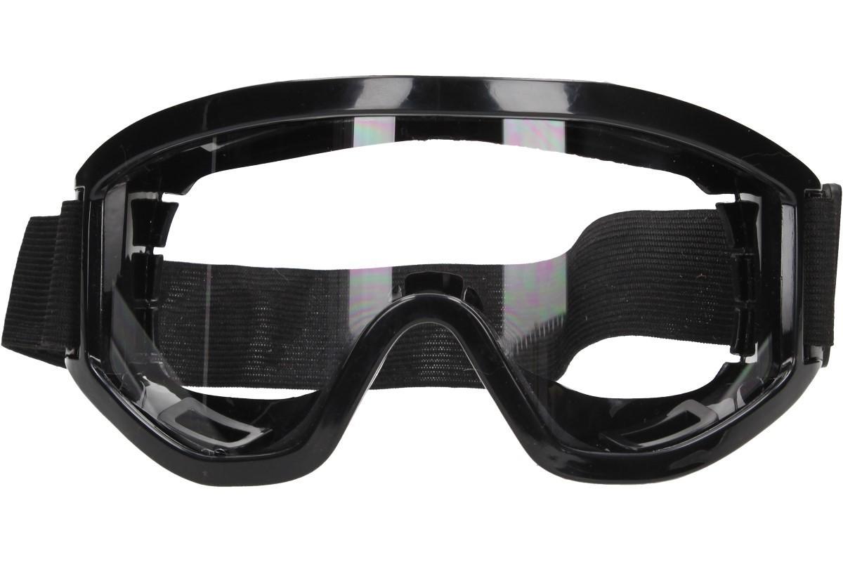 Foto 16 - Ochranné pracovní brýle s gumou