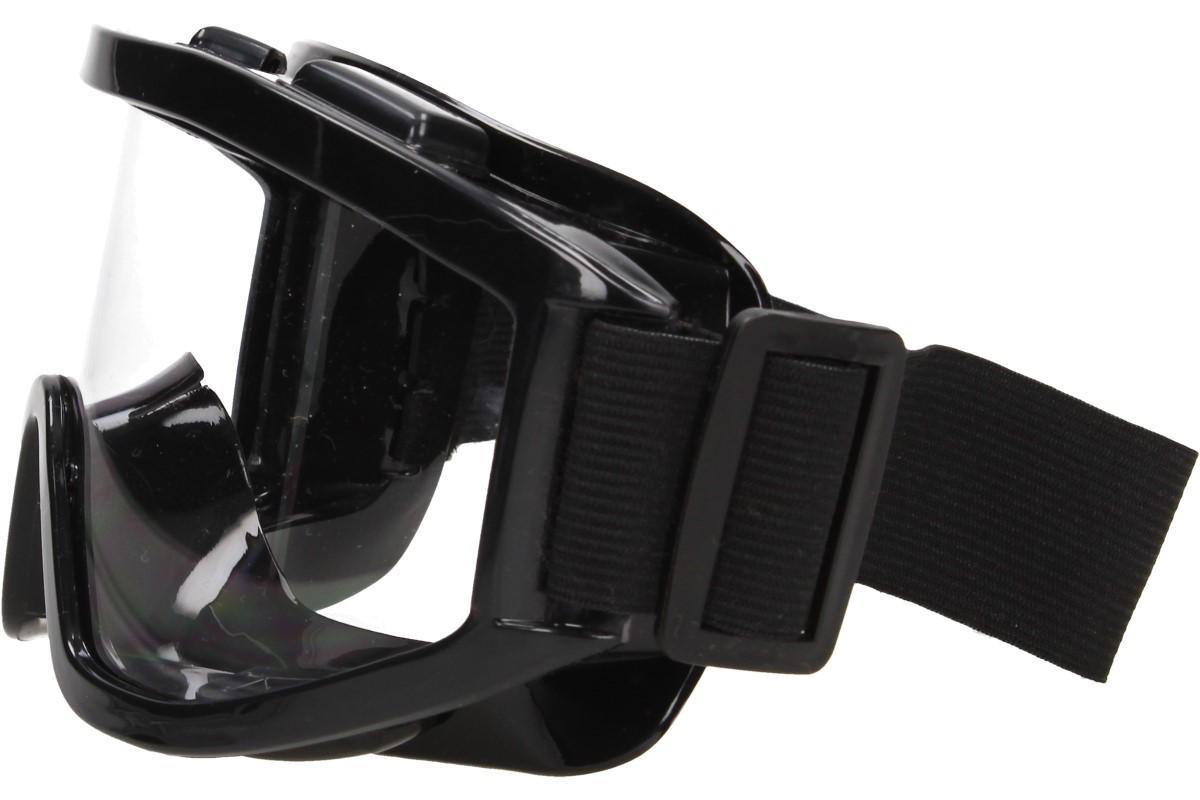 Foto 18 - Ochranné pracovní brýle s gumou