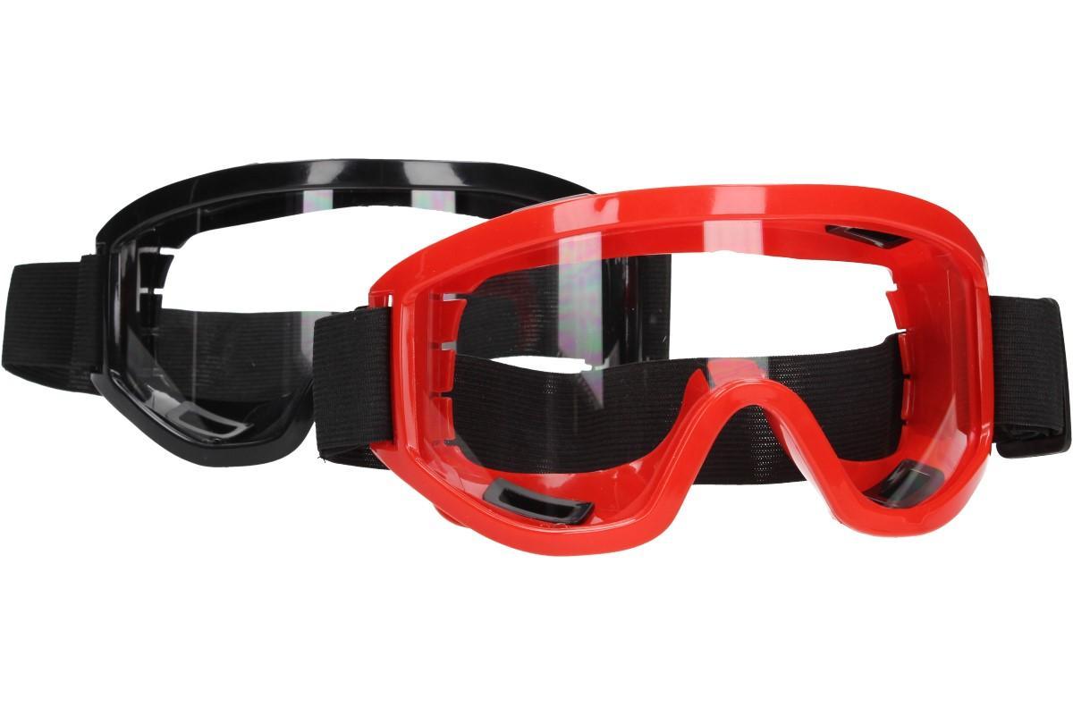 Foto 19 - Ochranné pracovní brýle s gumou