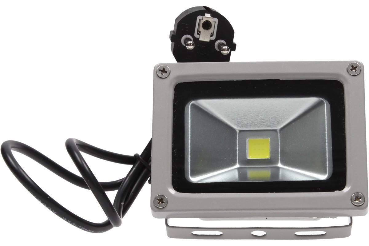 Foto 20 - LED výkonný reflektor 10W