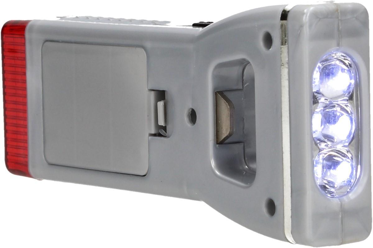 Foto 18 - Multifunkční Otvírák s LED baterkou Sanan 4v1