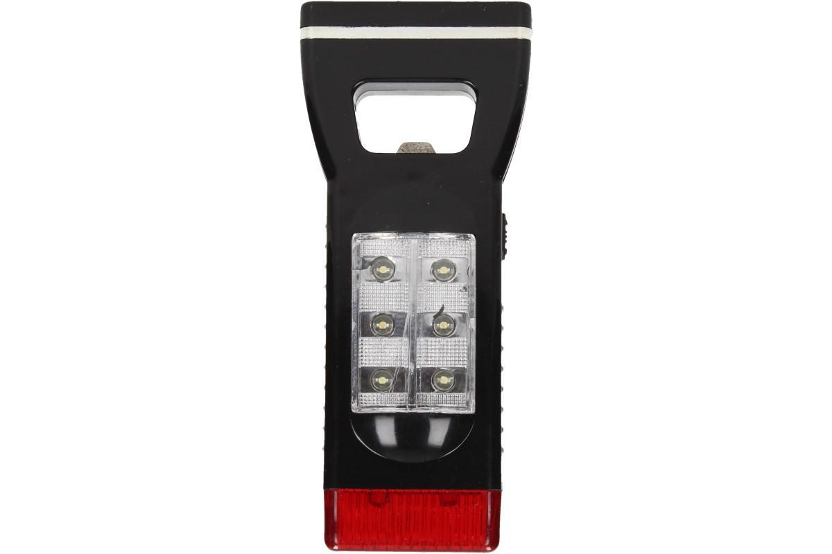 Foto 15 - Multifunkční Otvírák s LED baterkou Sanan 4v1