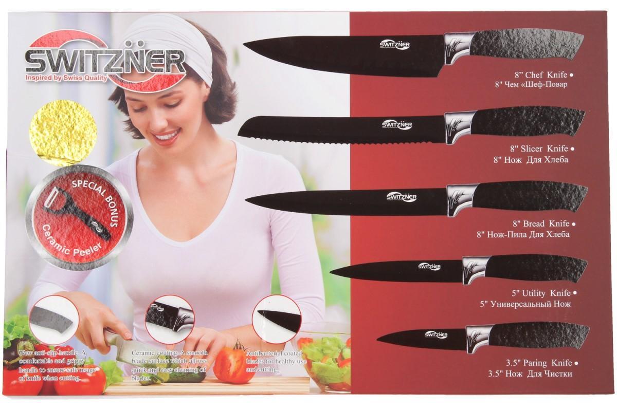 Foto 16 - Sada 6ti nožů SWITZNER