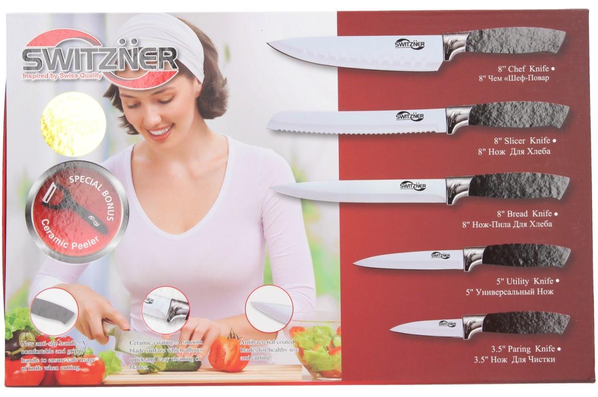 Foto 15 - Sada 6ti nožů SWITZNER