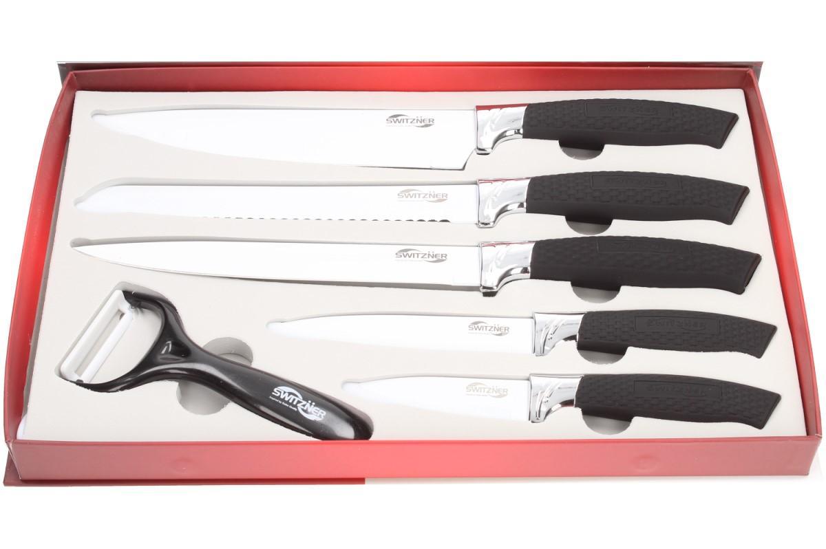 Foto 12 - Sada 6ti nožů SWITZNER
