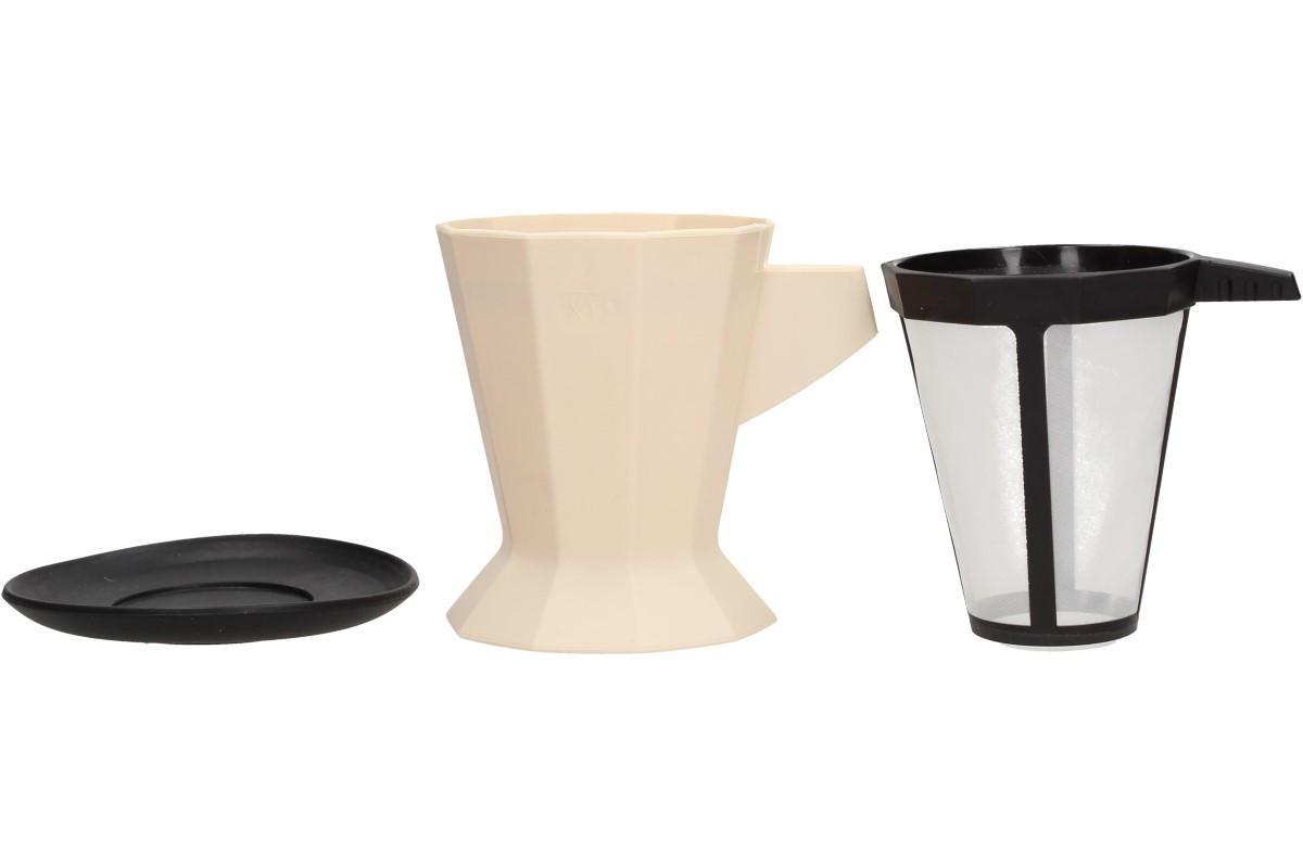 Foto 10 - Nálevka a filtr na kávu