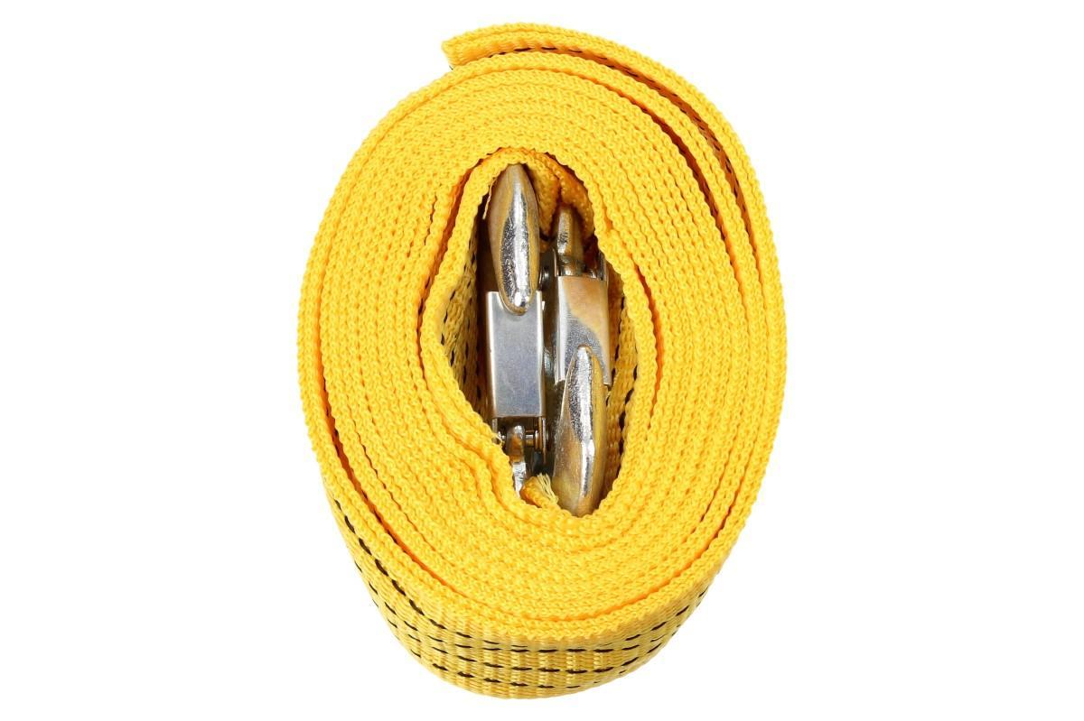 Foto 4 - Tažné lano ploché na auto 4 m a 3 tuny