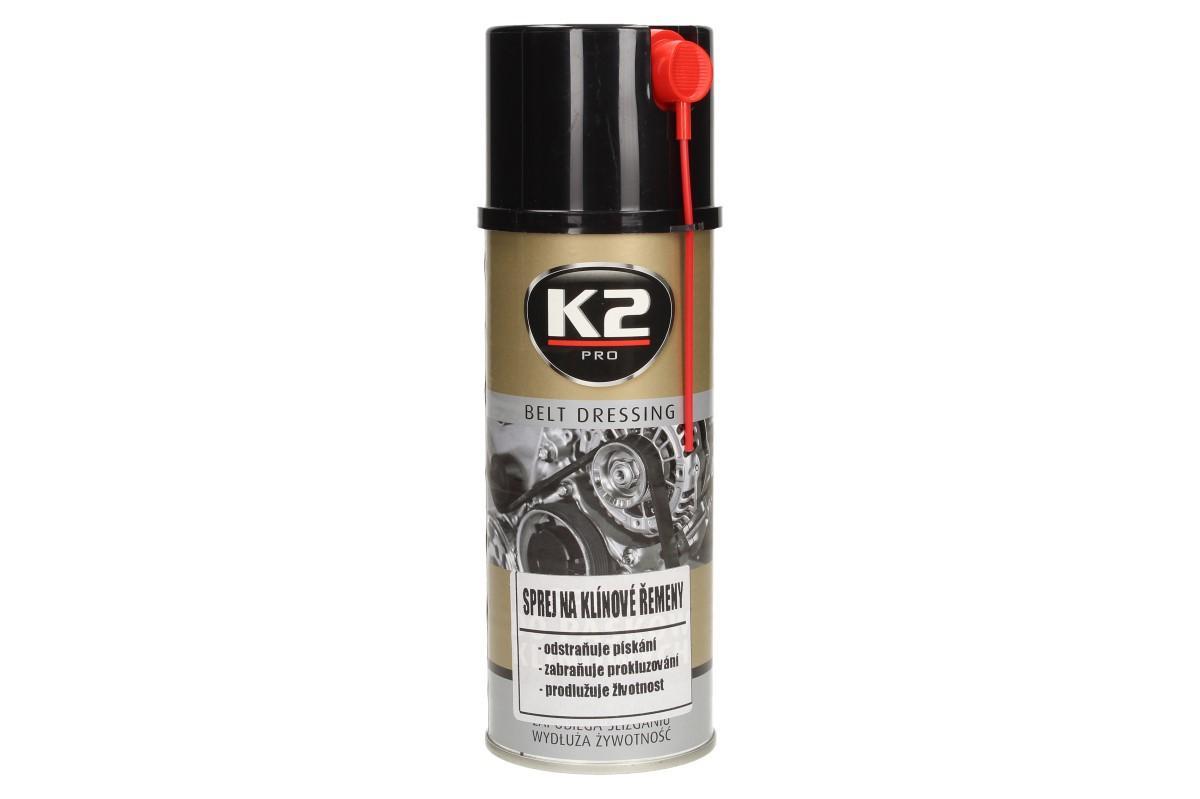 Foto 5 - K2 sprej na klínové řemeny 400 ml