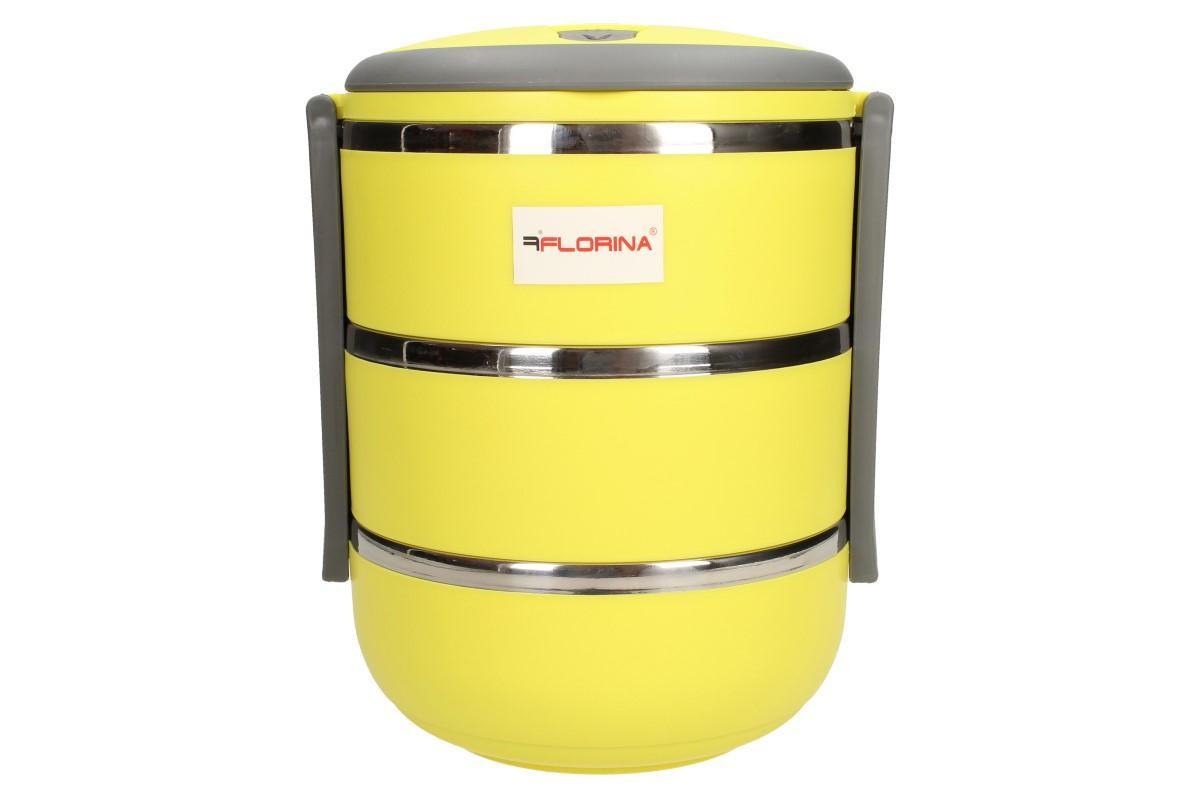 Foto 8 - Termojídlonosič barevný 3x700 ml