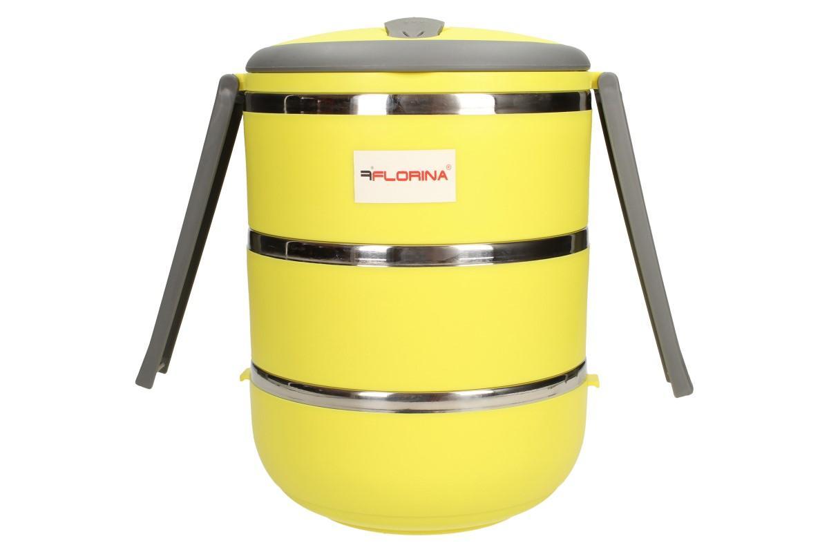 Foto 9 - Termojídlonosič barevný 3x700 ml