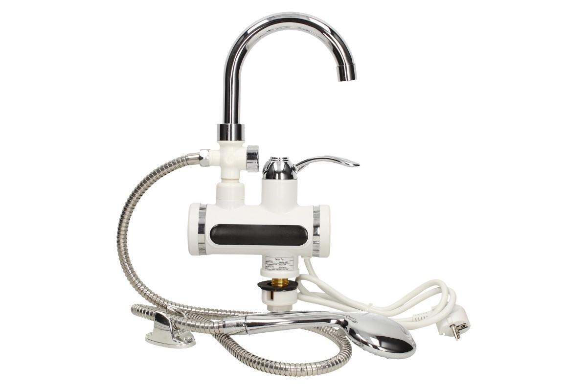 Foto 7 - Průtoková vodovodní baterie stojánková se sprchou