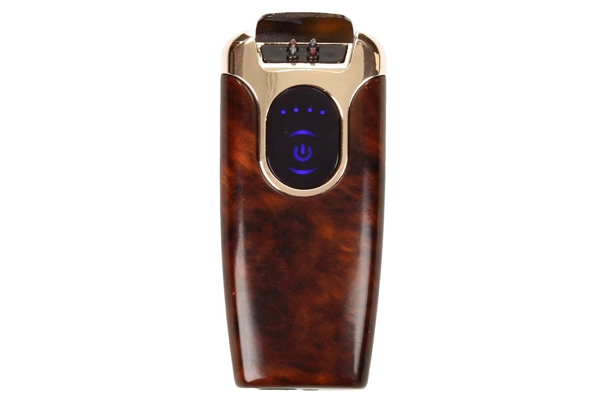 Foto 16 - Dotykový plazmový zapalovač s displejem a USB nabíječkou