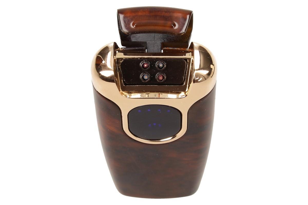 Foto 17 - Dotykový plazmový zapalovač s displejem a USB nabíječkou