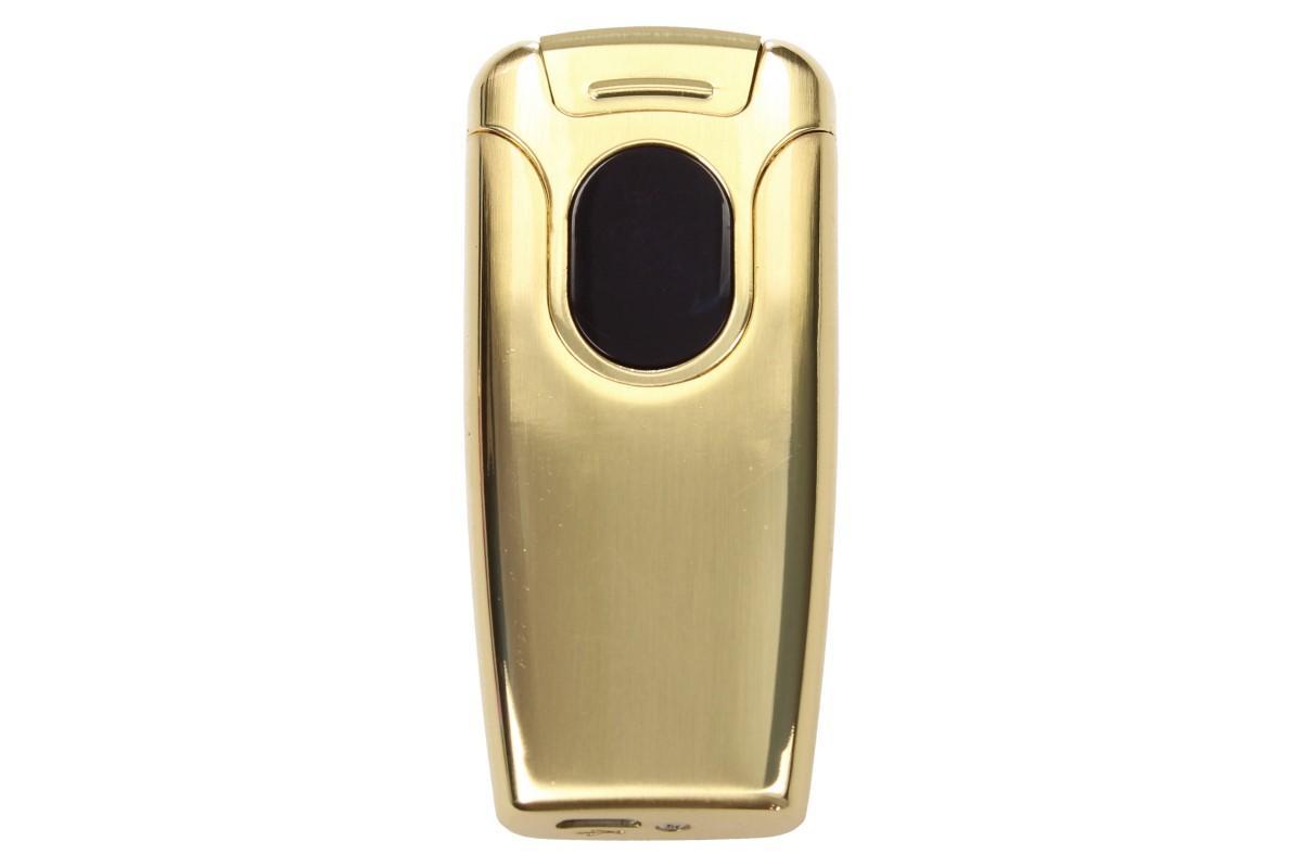 Foto 22 - Dotykový plazmový zapalovač s displejem a USB nabíječkou