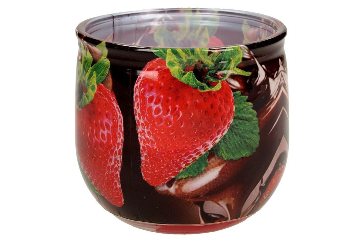 Foto 6 - Vonná svíčka čokoláda a jahody
