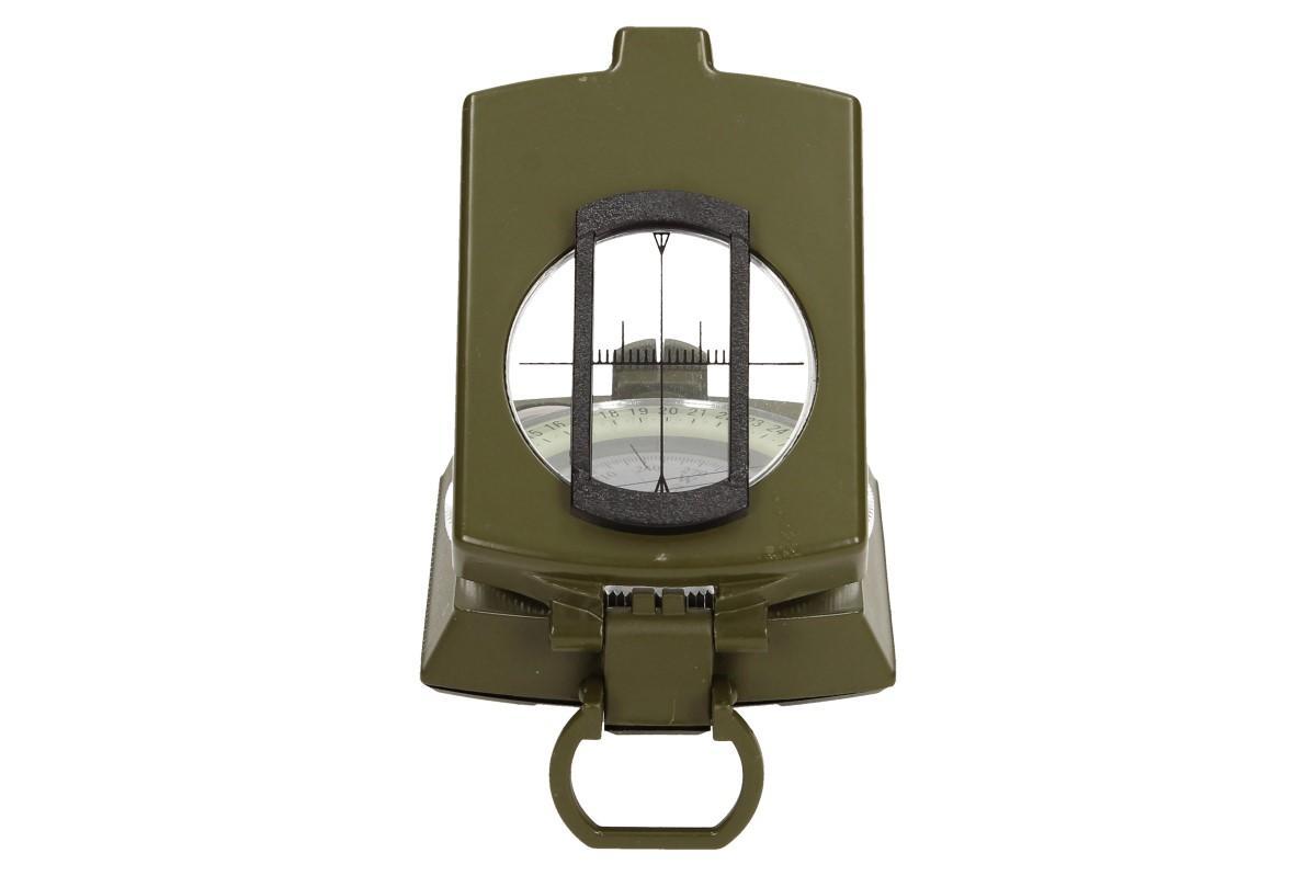 Foto 13 - Compass DC60 vojenského vzhledu zelený