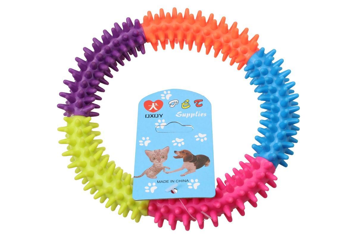 Foto 7 - Gumový kruh pro psa 15 cm