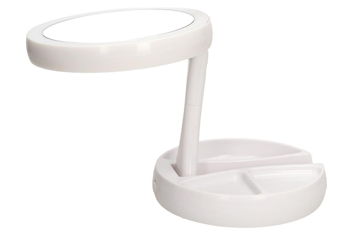 Foto 10 - Oboustranné zrcátko s LED podsvícením