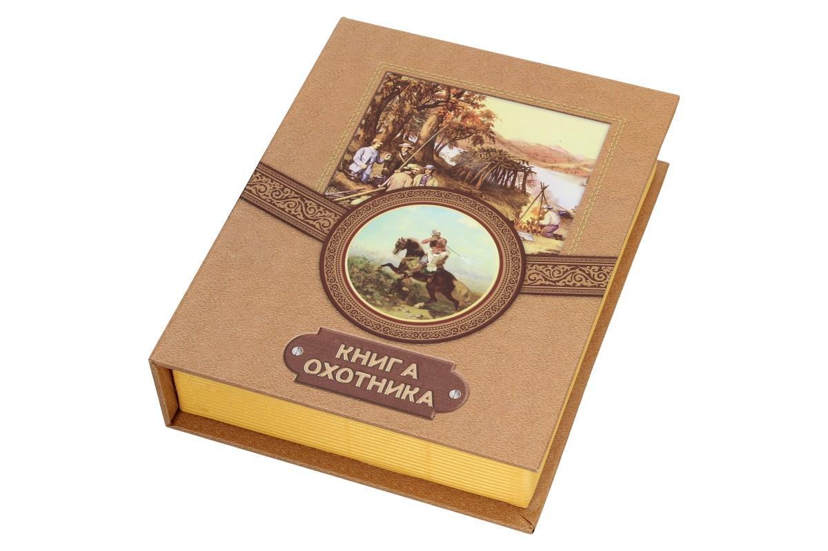 Foto 8 - Placatka v dárkové knize s motivem Bažanta