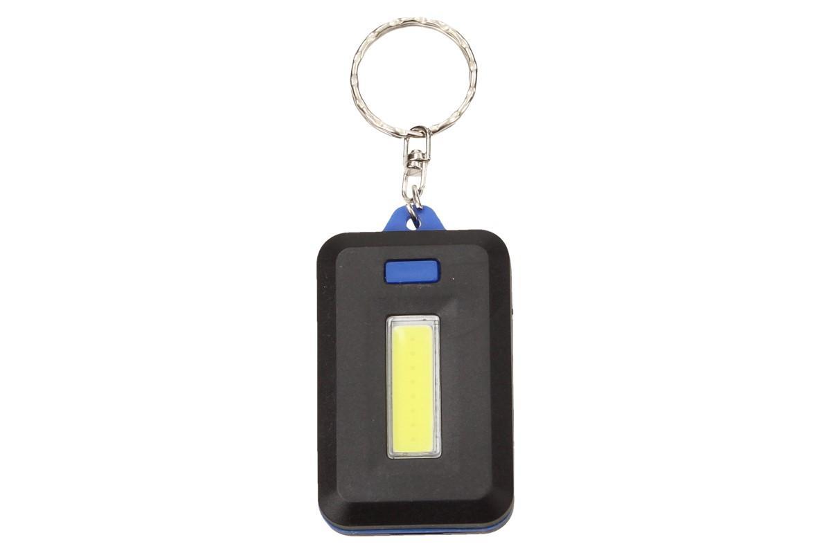 Foto 9 - Hranatá klíčenka výkonná LED svítilna