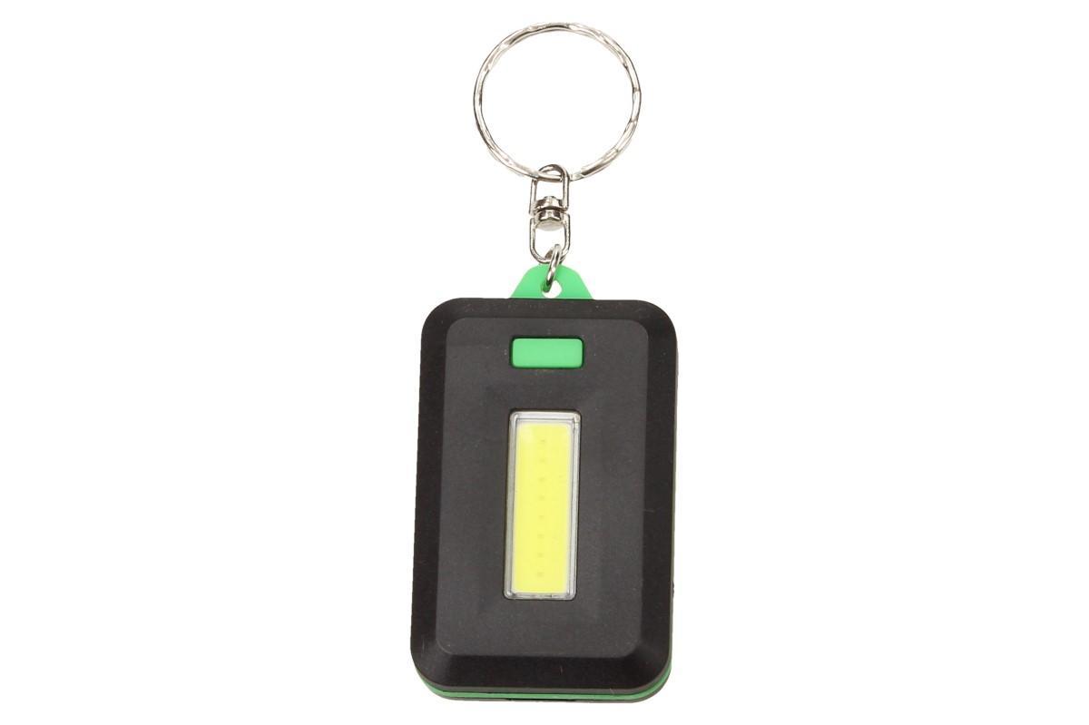 Foto 10 - Hranatá klíčenka výkonná LED svítilna