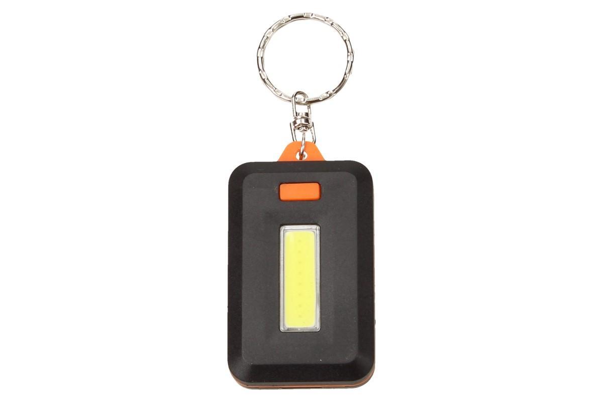 Foto 11 - Hranatá klíčenka výkonná LED svítilna