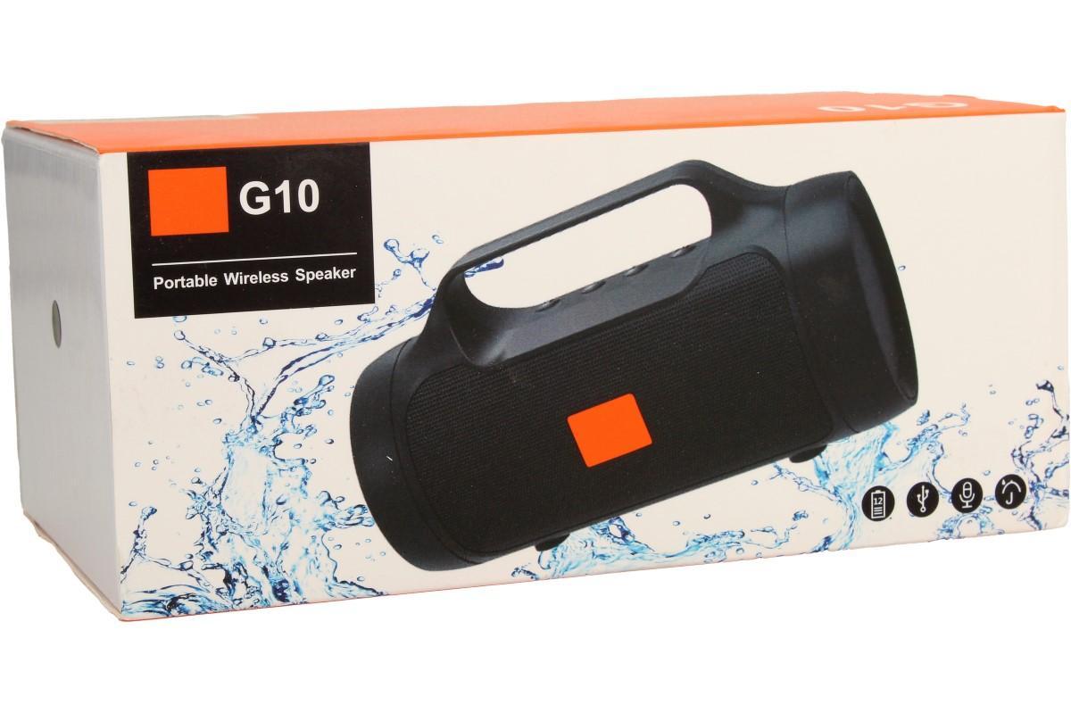 Foto 16 - Přenosný bezdrátový bluetooth reproduktor G10