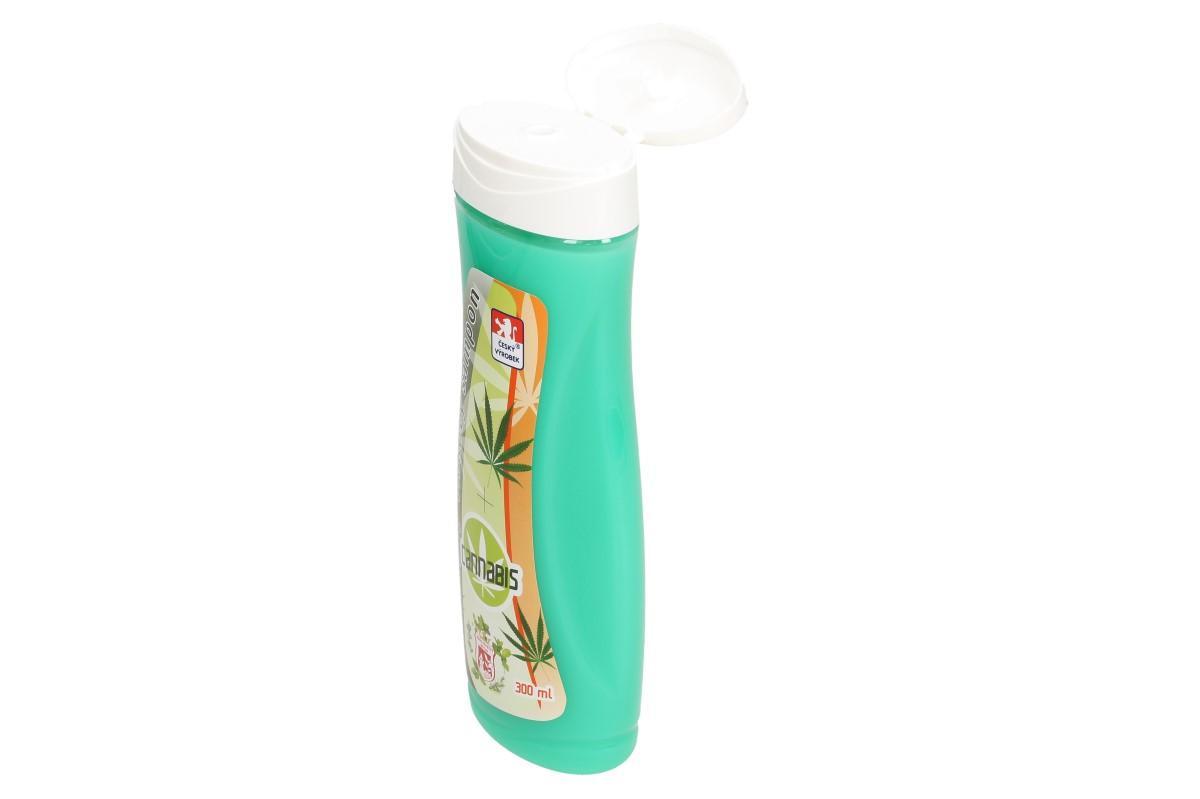 Foto 5 - Vlasový konopný šampon 300 ml