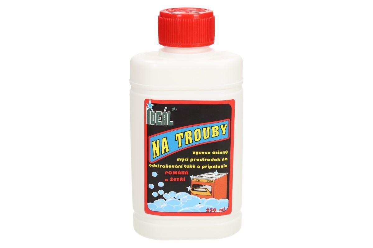 Foto 5 - CIT gel na čištění trouby a sporáku 250 ml