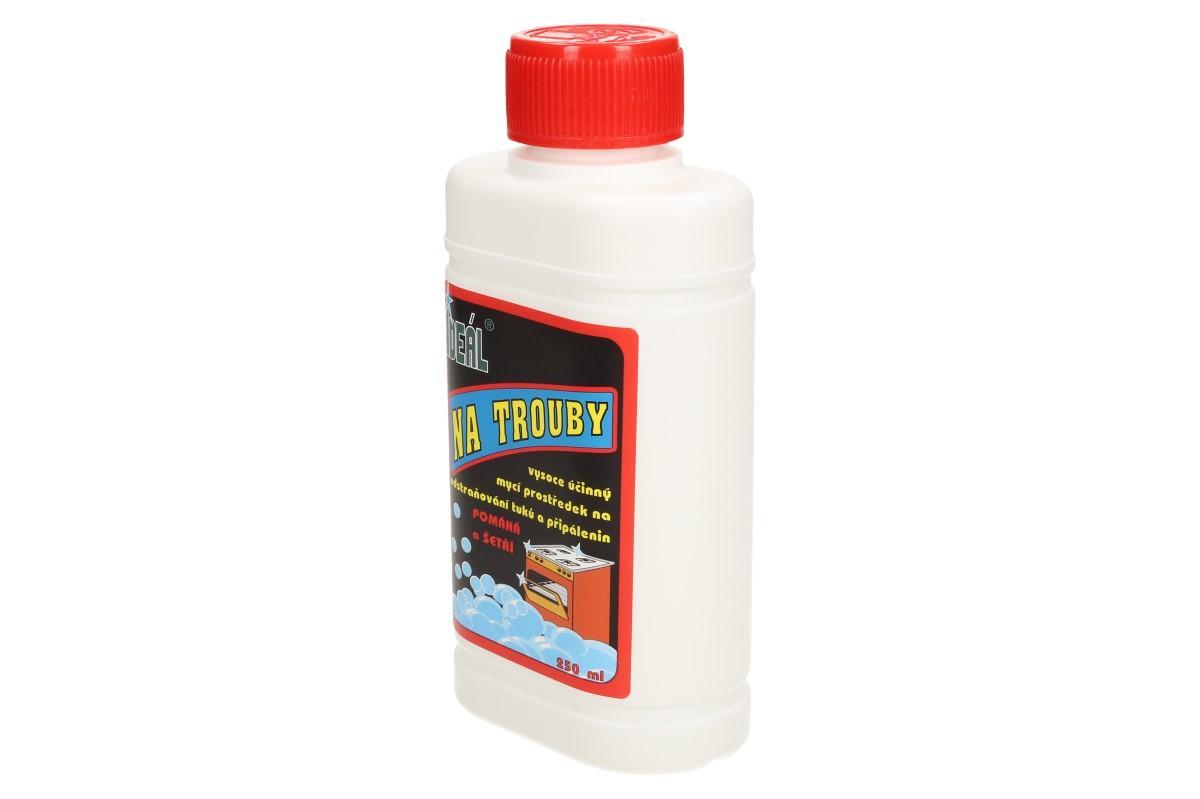 Foto 6 - CIT gel na čištění trouby a sporáku 250 ml