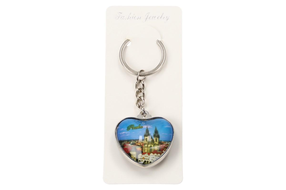 Foto 6 - Klíčenka srdce Týnský chrám