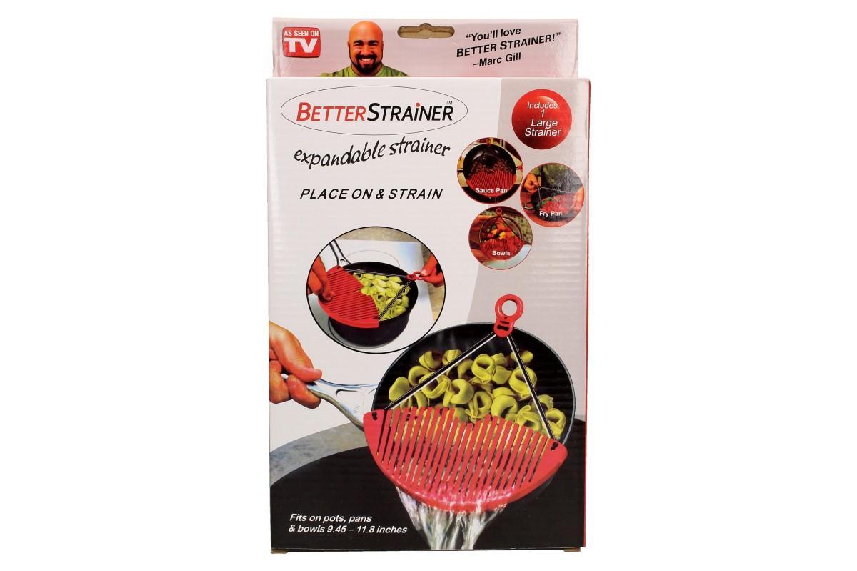 Foto 9 - Chytrý univerzální cedník Better Strainer