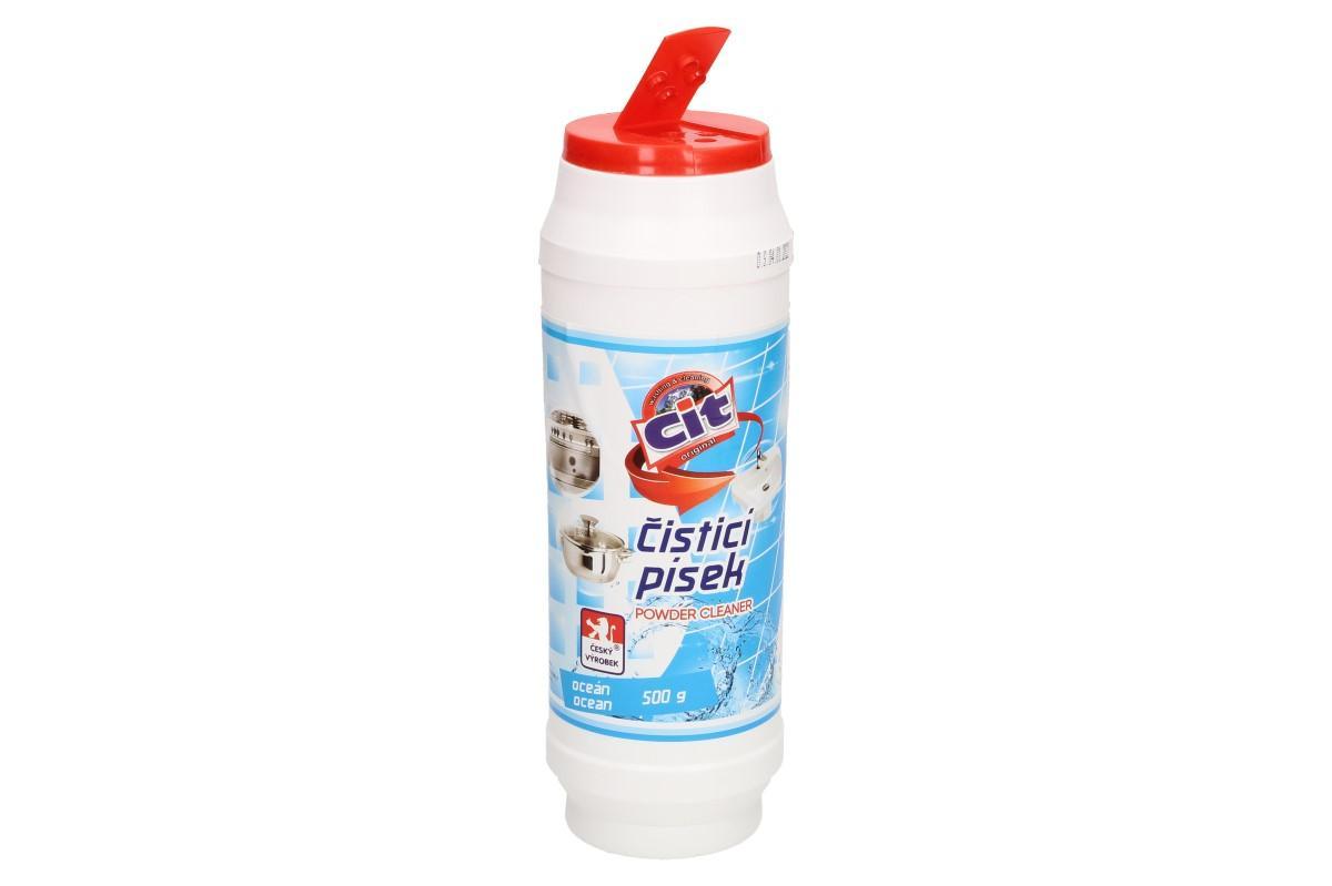 Foto 5 - CIT čistící práškový písek na nádobí 500 g Oceán