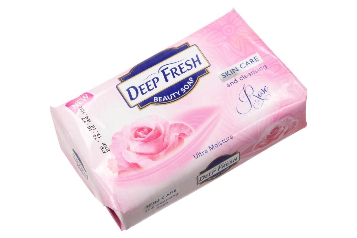 Foto 7 - Deep Fresh mýdlo na obličej i tělo Růže