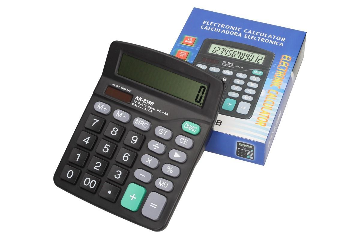Foto 7 - Velká digitální kalkulačka KK-838B