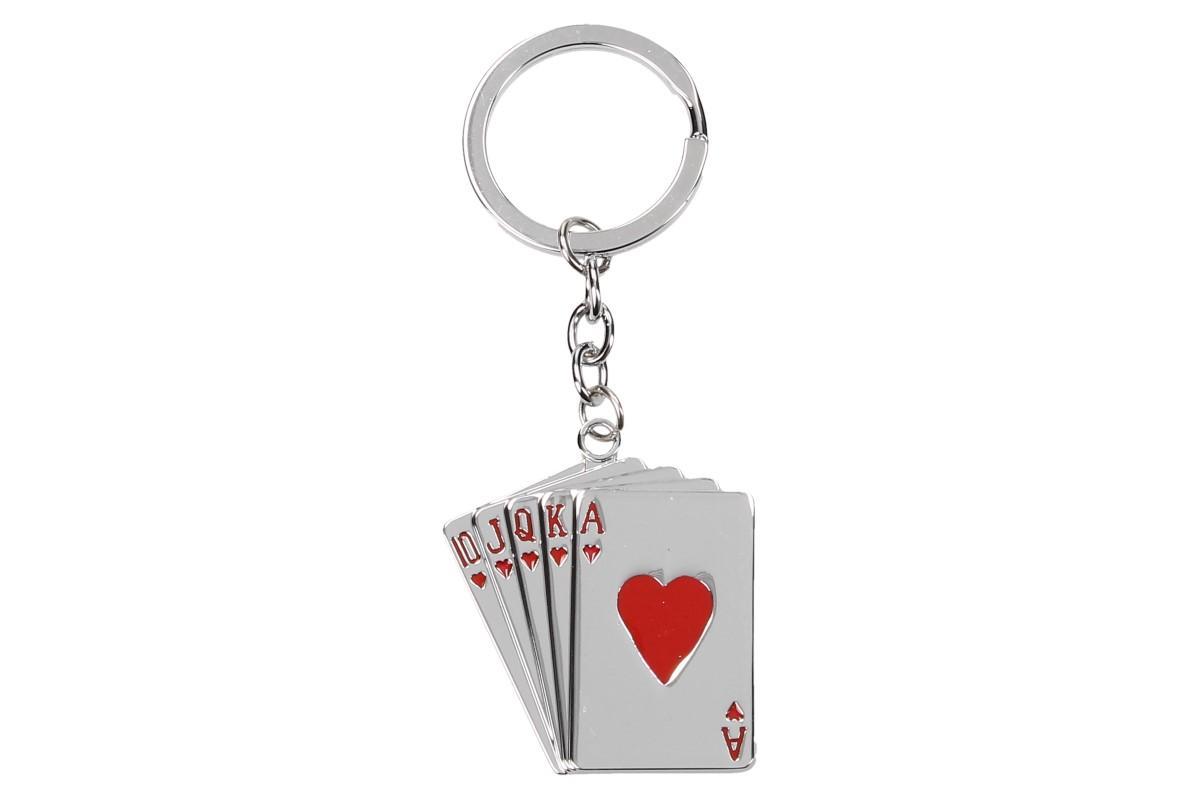 Foto 5 - Kovová klíčenka ORIGINAL STYLE karty