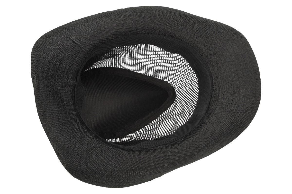Foto 9 - Letní klobouk s děrováním a páskem