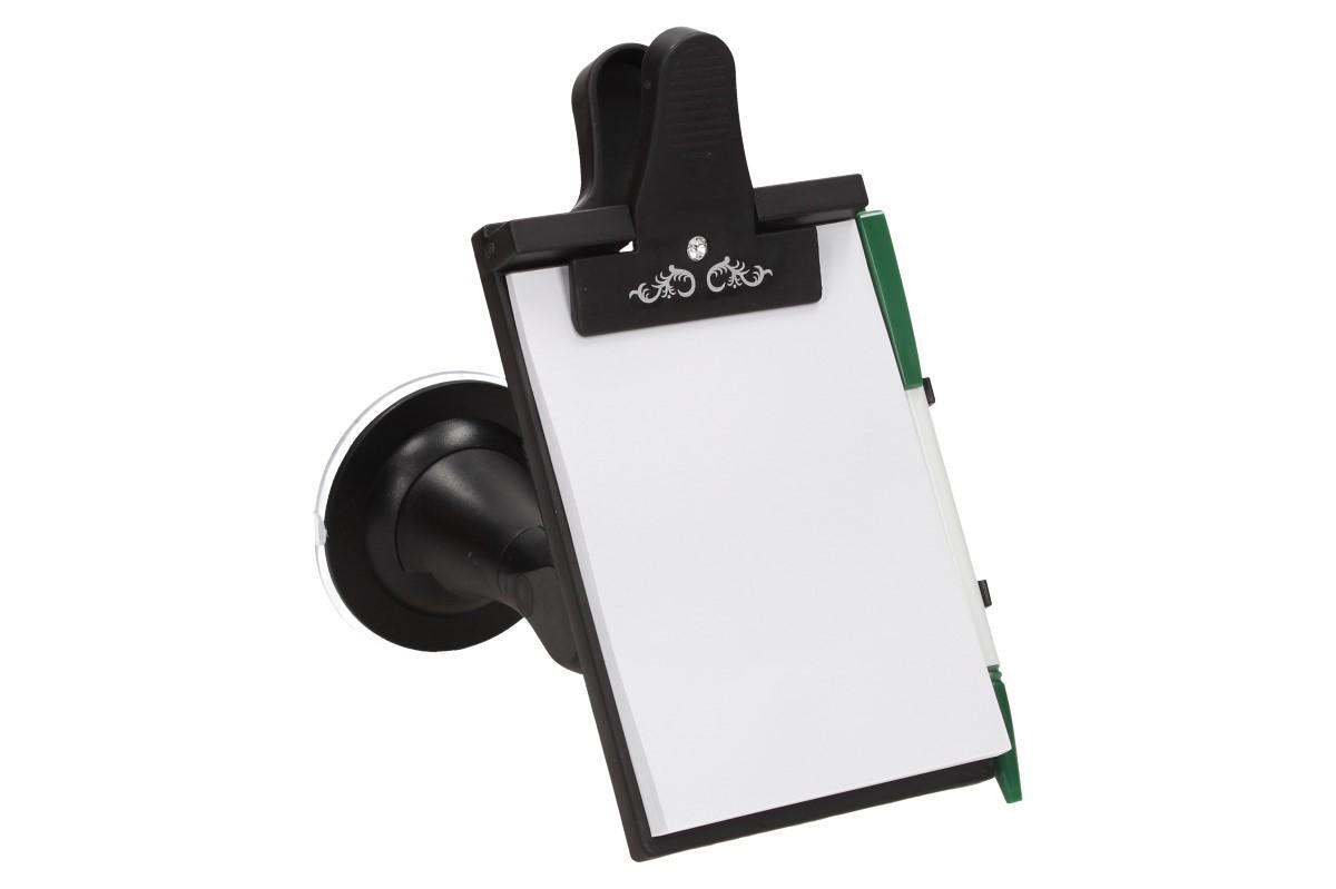 Foto 15 - Papírový tablet na přední sklo s klipsnou