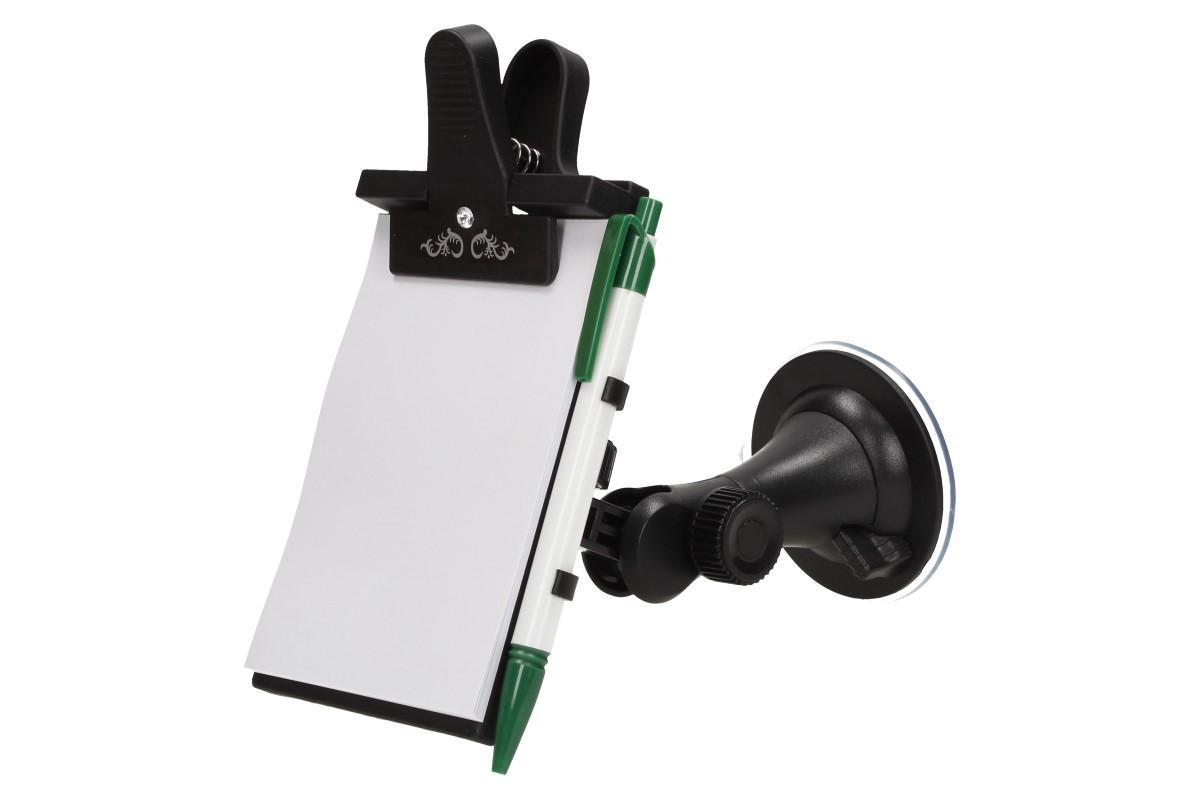Foto 17 - Papírový tablet na přední sklo s klipsnou