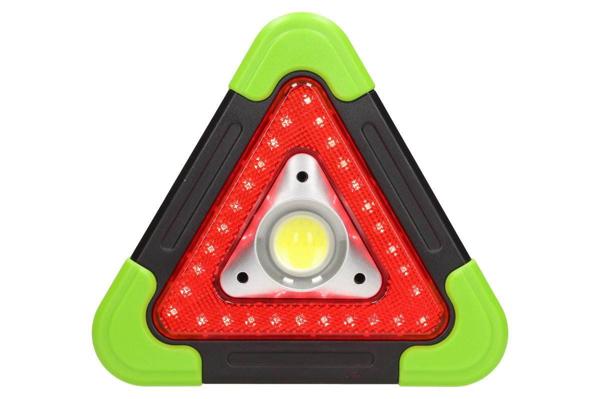 Foto 11 - Multifunkční pracovní světlo SOS trojuhleník 3v1
