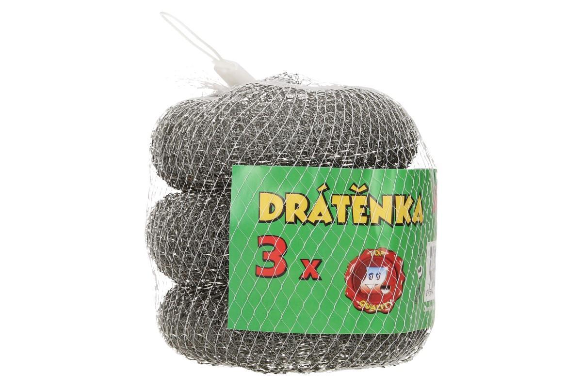 Foto 5 - Drátěnka sada 3ks