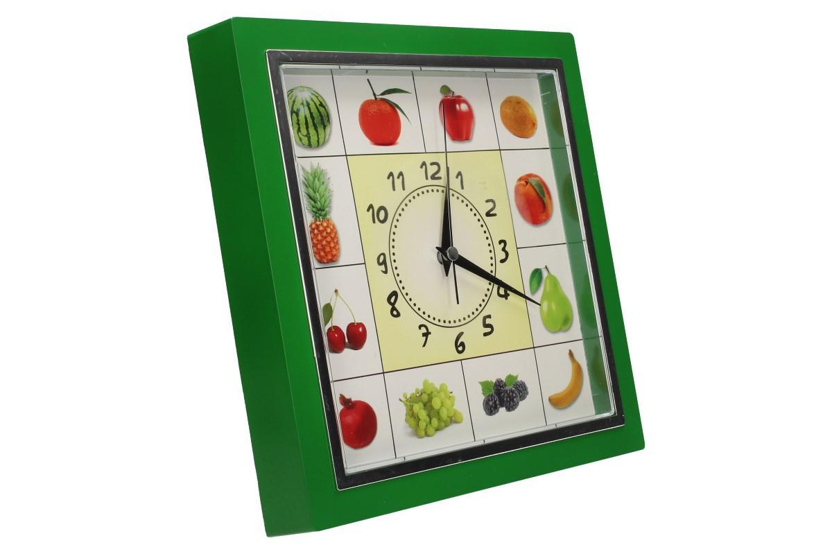 Foto 17 - Nástěnné hodiny FLORINA VEGA ovoce a zelenina ručičkové