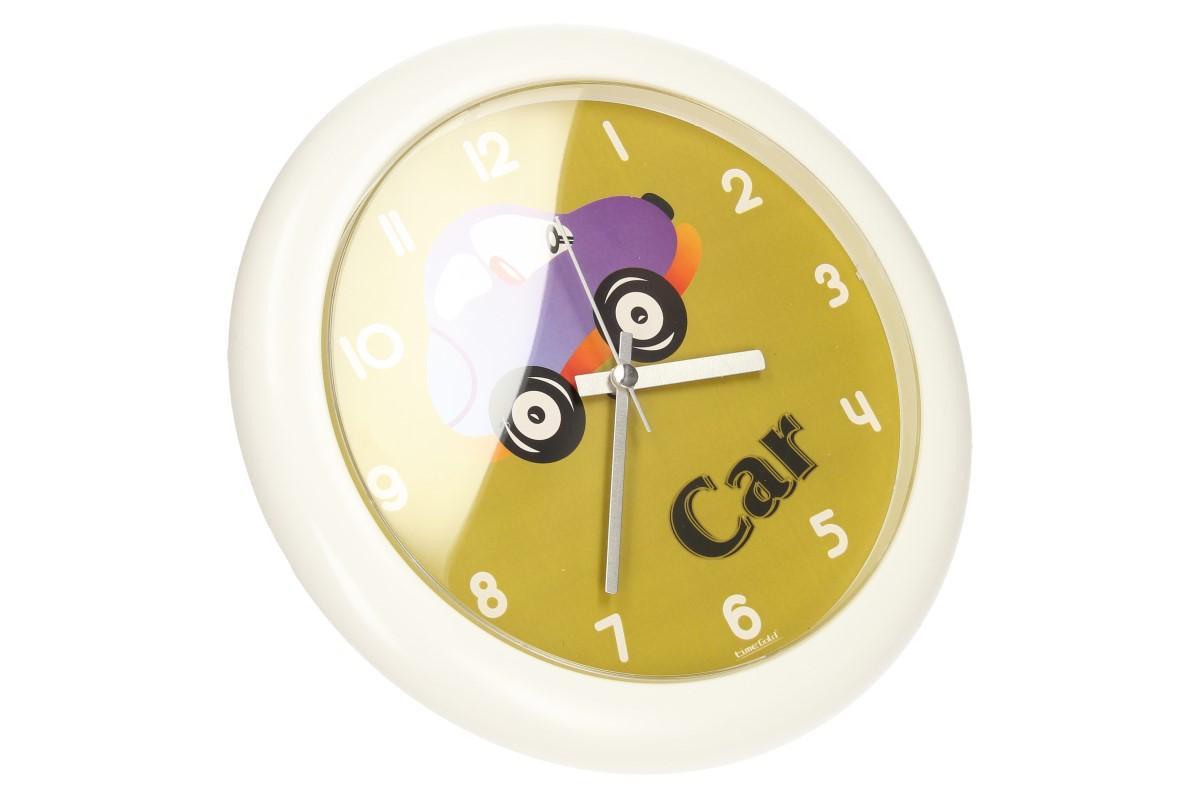 Foto 7 - Nástěnné hodiny FLORINA FUNNY auto ručičkové