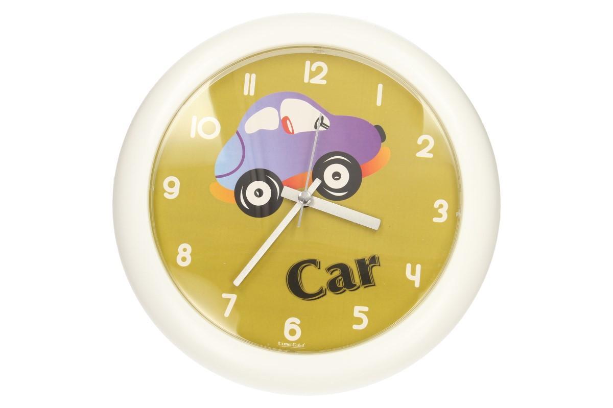 Foto 8 - Nástěnné hodiny FLORINA FUNNY auto ručičkové