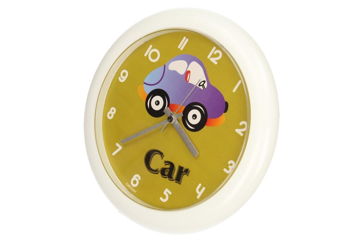 Foto 9 - Nástěnné hodiny FLORINA FUNNY auto ručičkové