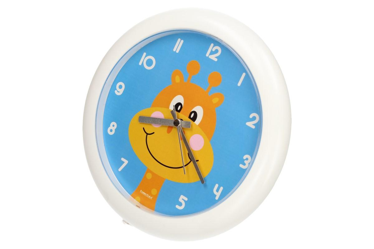 Foto 6 - Nástěnné hodiny FLORINA FUNNY žirafa ručičkové
